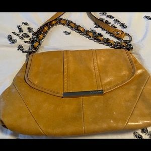 B Markowski leather bag